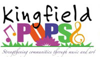Join us at the kingfield POPS